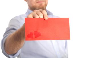 love letterの写真素材 [FYI00868492]