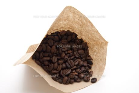 fresh coffee beansの素材 [FYI00868652]