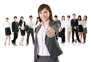 profession_businessの写真素材 [FYI00868694]