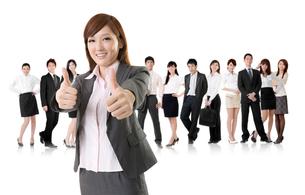 profession_businessの写真素材 [FYI00868735]
