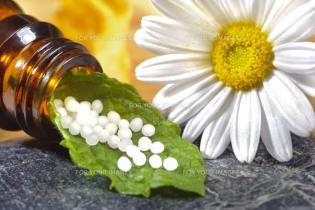 alternative medicineの写真素材 [FYI00868901]