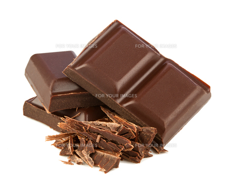dark chocolateの写真素材 [FYI00869011]