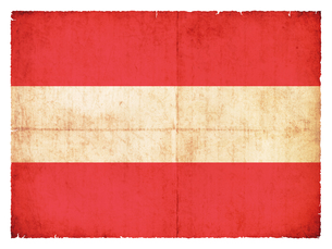 grunge flag austriaの写真素材 [FYI00869721]