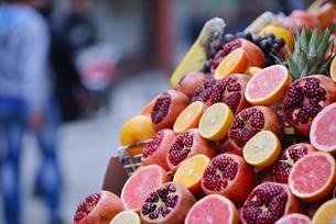fruits_vegetablesの写真素材 [FYI00870123]