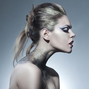 fashion_modelsの写真素材 [FYI00870199]