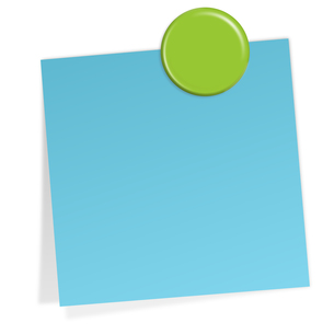 stickies with magnetの写真素材 [FYI00870614]