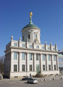 historic town hall,potsdam,germanyの写真素材 [FYI00870693]