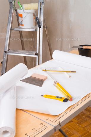 handworkの写真素材 [FYI00871118]