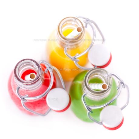 fresh fruit lemonadeの写真素材 [FYI00871431]