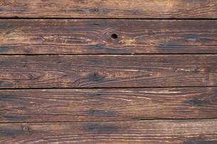 weathered wooden planksの写真素材 [FYI00871442]