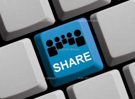 share onlineの写真素材 [FYI00871847]