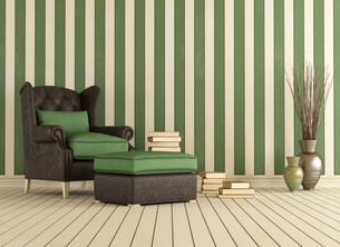 armchairの素材 [FYI00871924]