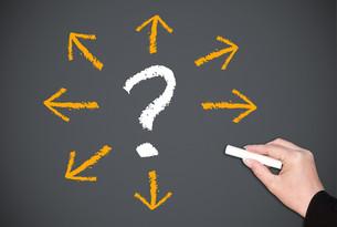 question mark - question markの素材 [FYI00871980]