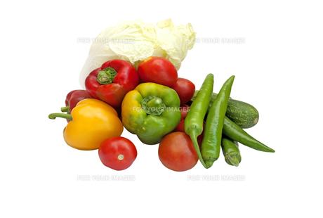 fruits_vegetablesの写真素材 [FYI00872542]