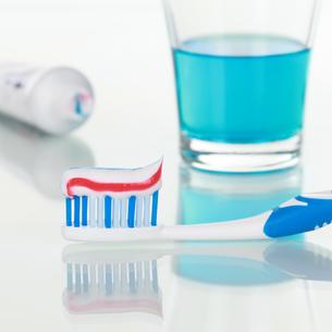 oral hygieneの写真素材 [FYI00872685]