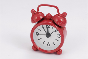 alarm clockの写真素材 [FYI00872811]