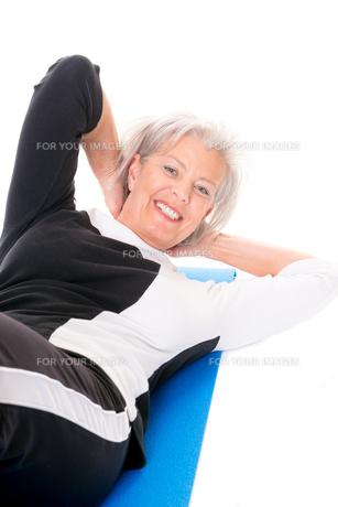 fitness_funsportの写真素材 [FYI00873059]