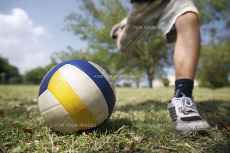 ball_sportsの素材 [FYI00873103]
