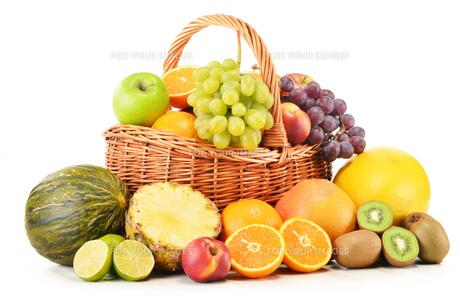 fruits_vegetablesの写真素材 [FYI00873398]