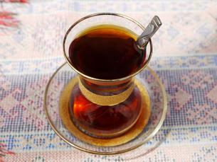 turkish teaの写真素材 [FYI00873500]