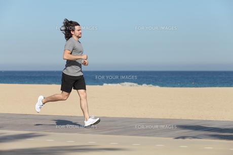 athletic_sportsの写真素材 [FYI00873660]