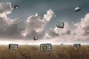 televisionの素材 [FYI00873718]