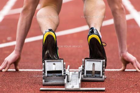athletic_sportsの素材 [FYI00873880]