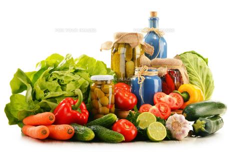 fruits_vegetablesの写真素材 [FYI00874480]