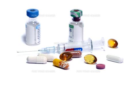 medicine dopingの素材 [FYI00874505]