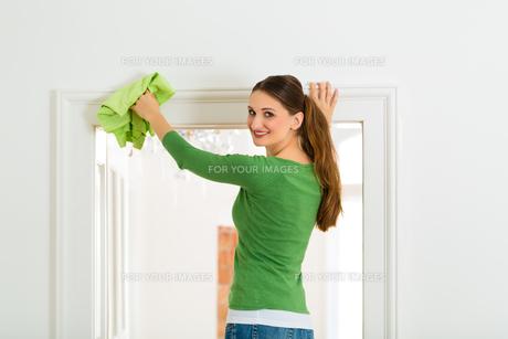 housekeeperの写真素材 [FYI00874904]