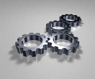 gearsの写真素材 [FYI00875568]