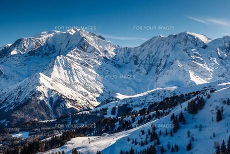 mountainsの写真素材 [FYI00876062]