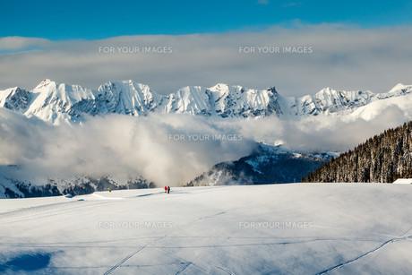 mountainsの写真素材 [FYI00876076]