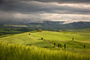 landscapesの写真素材 [FYI00876186]
