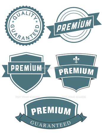 premium sealの写真素材 [FYI00876345]