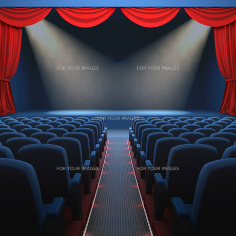 theater_moviesの写真素材 [FYI00876557]