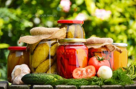 fruits_vegetablesの写真素材 [FYI00876796]