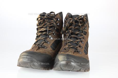 walking bootsの写真素材 [FYI00876906]
