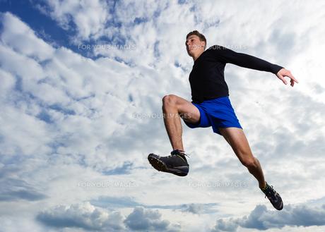athletic_sportsの素材 [FYI00876985]