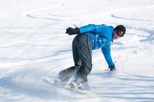 snowboarderの写真素材 [FYI00877176]