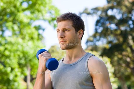 fitness_funsportの写真素材 [FYI00877335]