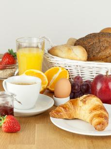 breakfastの写真素材 [FYI00877529]