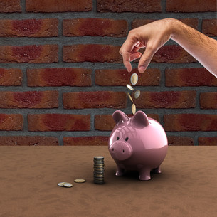 money_financesの写真素材 [FYI00877658]