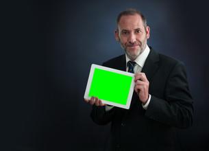 business manの写真素材 [FYI00877990]
