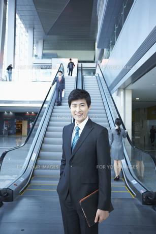 escalatorの写真素材 [FYI00878160]
