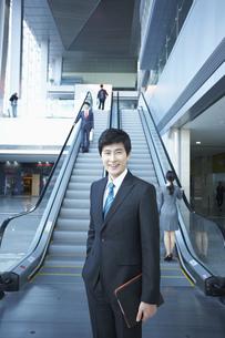 escalatorの素材 [FYI00878160]