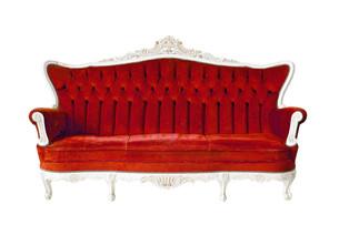 armchairの写真素材 [FYI00878186]