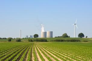 wind powerの写真素材 [FYI00878189]