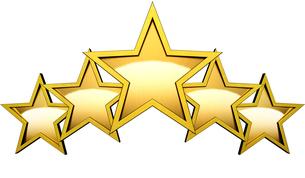 ratingの写真素材 [FYI00878225]