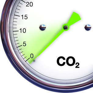 co2 reductionの写真素材 [FYI00878246]